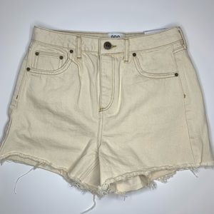 BDG Urban Outfitters Mom High Waisted Short 30W
